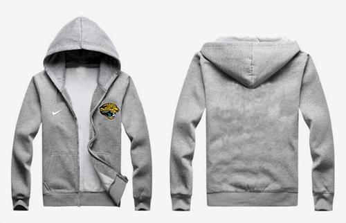 Nike Jacksonville Jaguars Authentic Logo Hoodie Grey | Discount off  supplier